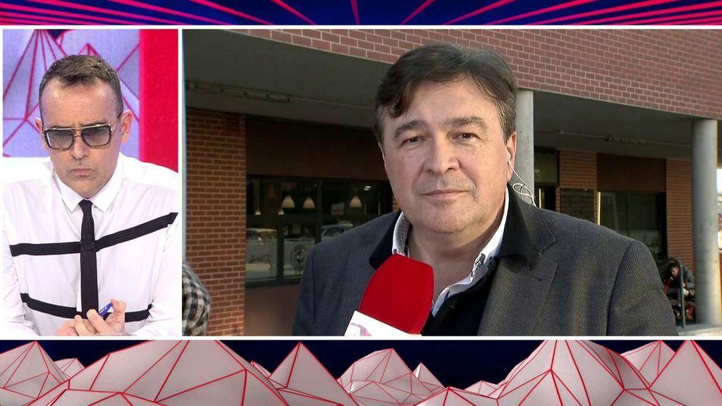 Tomás Guitarte (Teruel Existe)responde a las amenazas de una afiliada de Vox