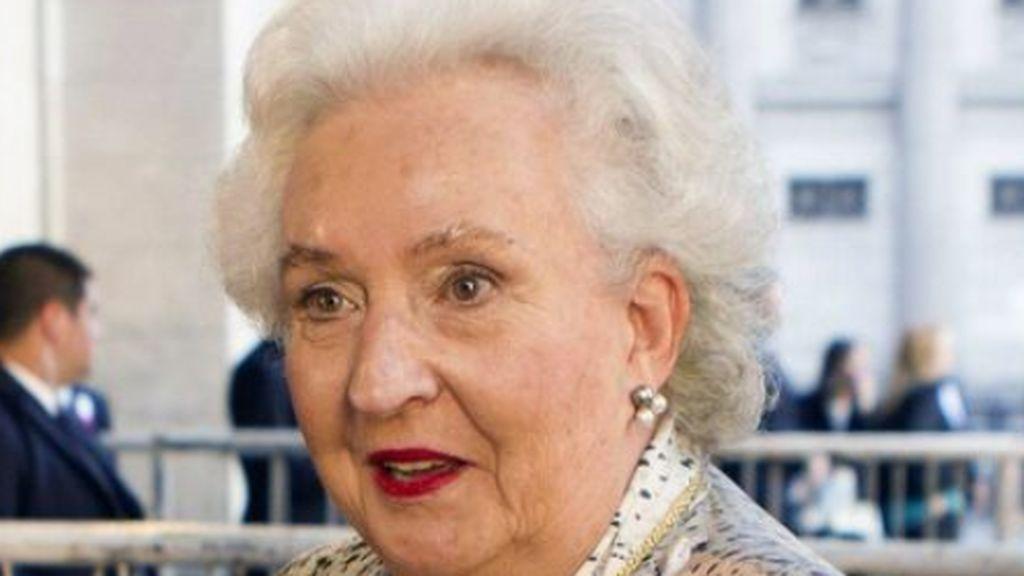 Fallece Pilar de Borbón, hermana del Rey emérito Juan Carlos, a los 83 años