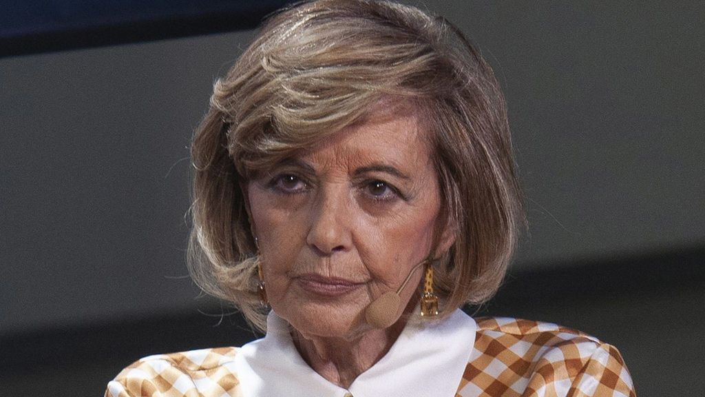 María Teresa Campos confiesa lo que hizo al recibir el mensaje de Edmundo Arrocet: