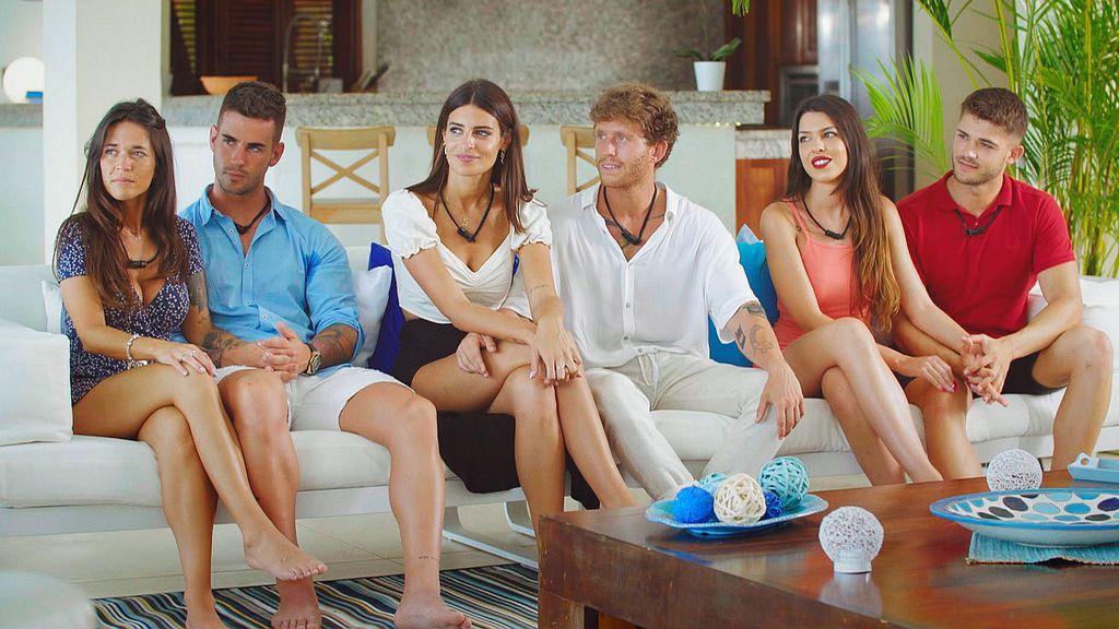Estreno La isla de la tentaciones Temporada 1 Programa 1