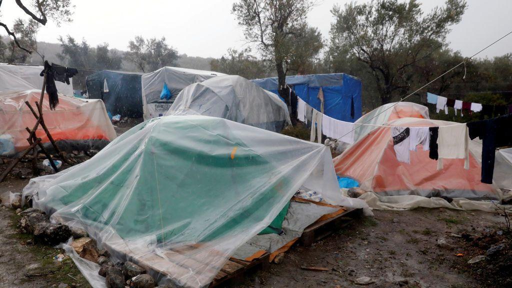 La llegada de inmigrantes irregulares a la UE cae un 92% desde 2015