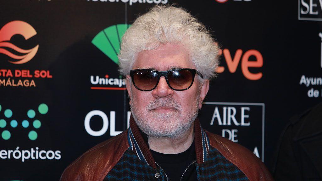 Pedro Almodóvar, mejor director Premios Goya 2020