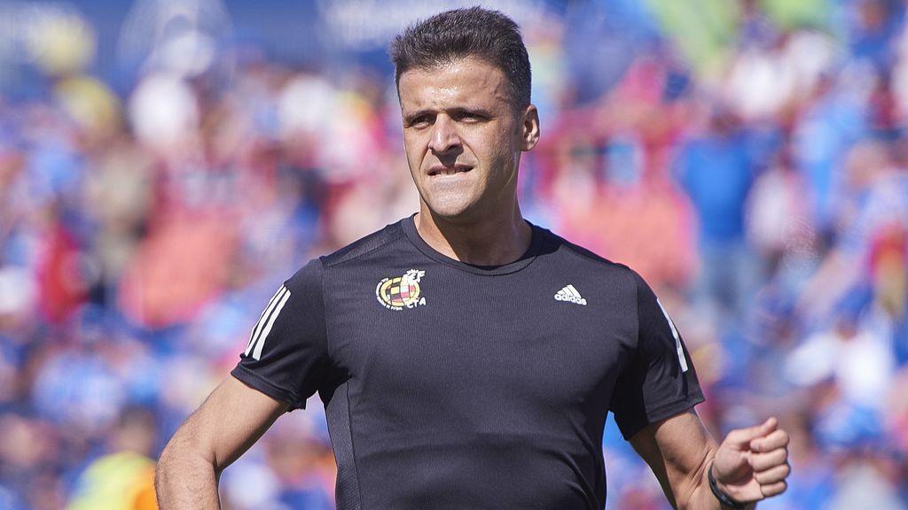 Gil Manzano alcanzó a los 31 km/h durante los doce kilómetros que recorrió en el partido entre Real Madrid y Valencia