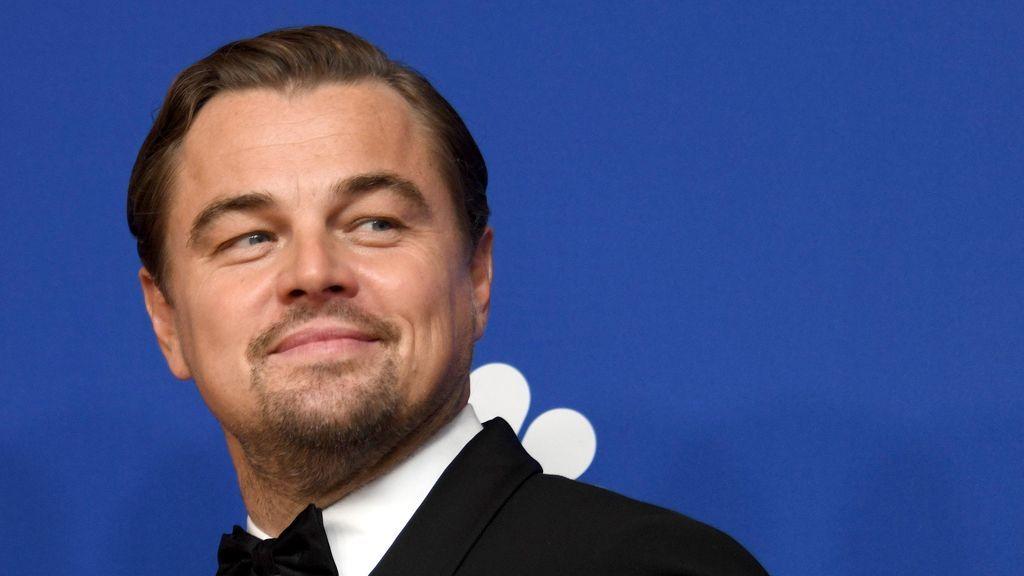 Como si de Titanic se tratase: Leonardo Dicaprio salva a un hombre que estaba a punto de ahogarse