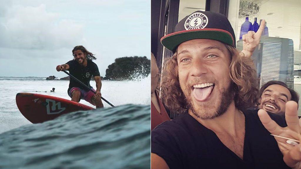 La Policía de Filipinas mata a Diego Bello, surfista español, tras encontrarle 10 gramos de cocaína en la playa