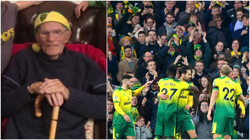 Un aficionado del Norwich deja 100 libras en su testamento para que los jugadores se tomen una cerveza en su honor