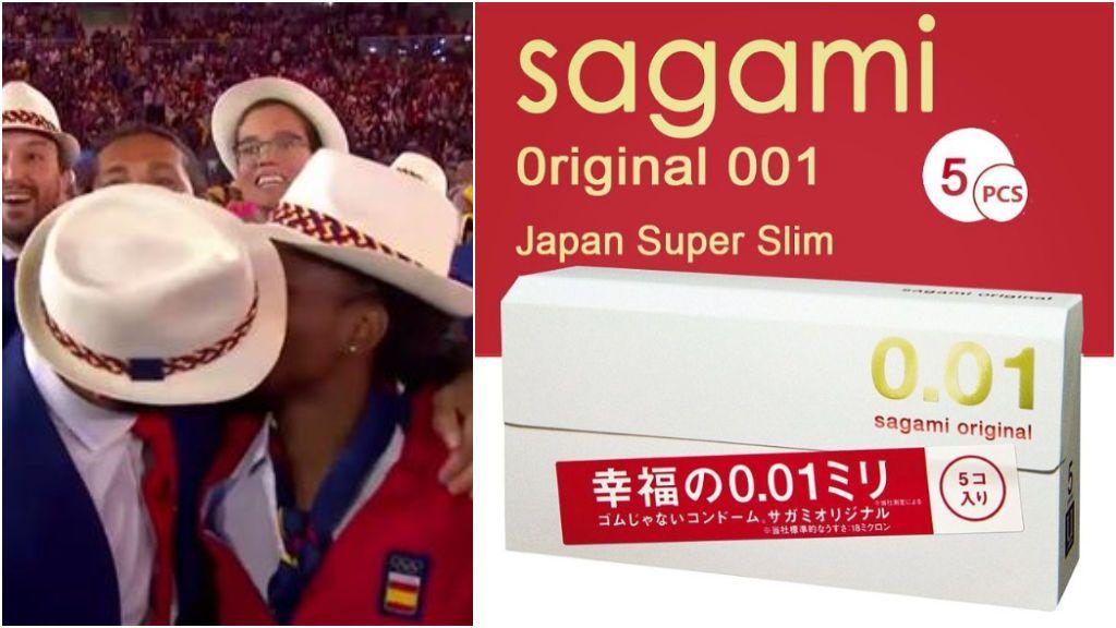Los deportistas de los Juego Olímpicos estrenarán unos condones ultrafinos fabricados en Japón