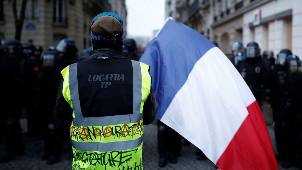 Francia se prepara para otra huelga general este jueves