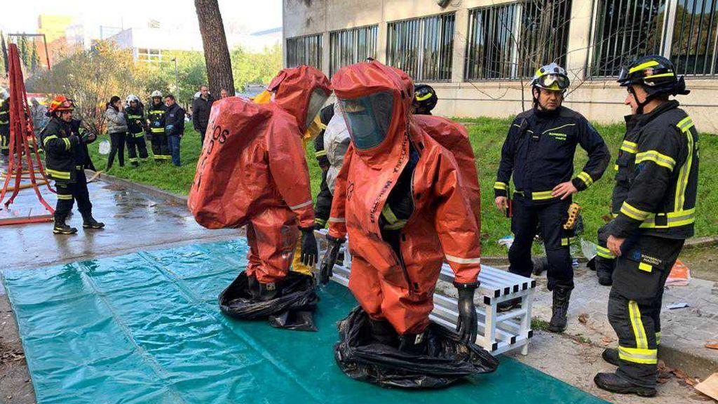 Una mezcla de ácidos accidental obliga a desalojar la facultad de Ciencias de la Universidad Autónoma de Madrid