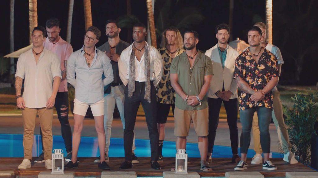Los 10 solteros que convivirán con ellas en Villa Montaña