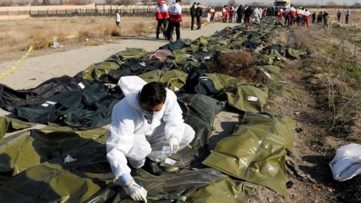 """Un """"defecto técnico"""", detrás del accidente del avión Boeing 737 que ha dejado 176 muertos"""