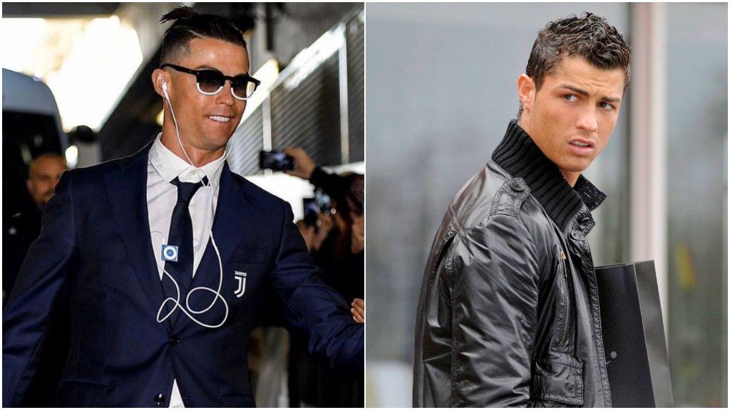 Una foto de Cristiano Ronaldo con barba se hace viral: el 'look' que nunca has visto del delantero portugués