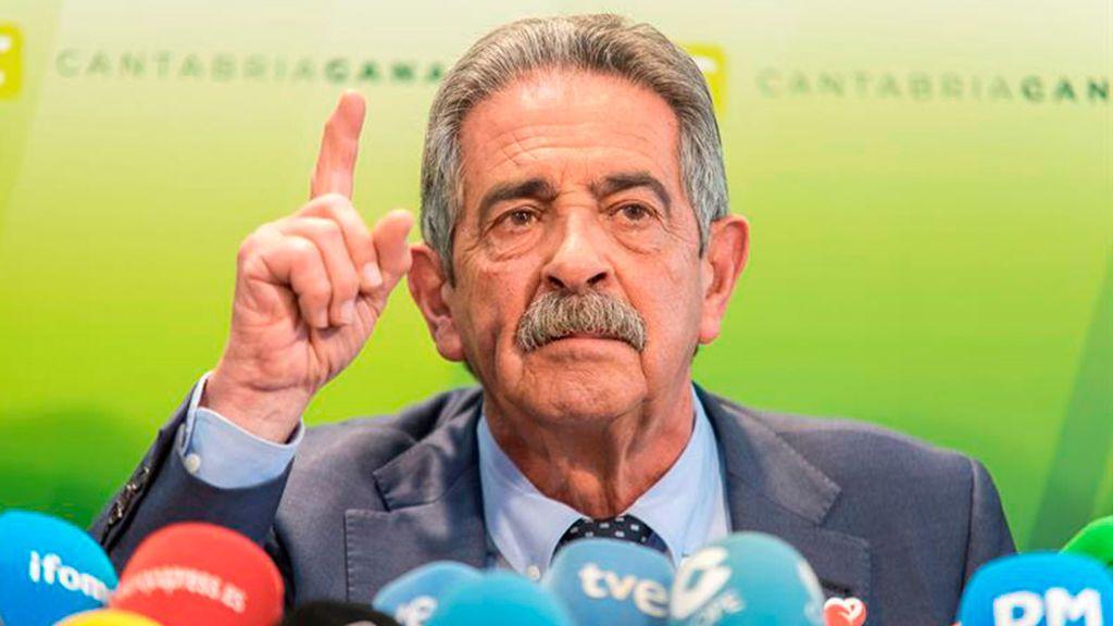 Revilla niega presiones del Santander para votar contra Sánchez