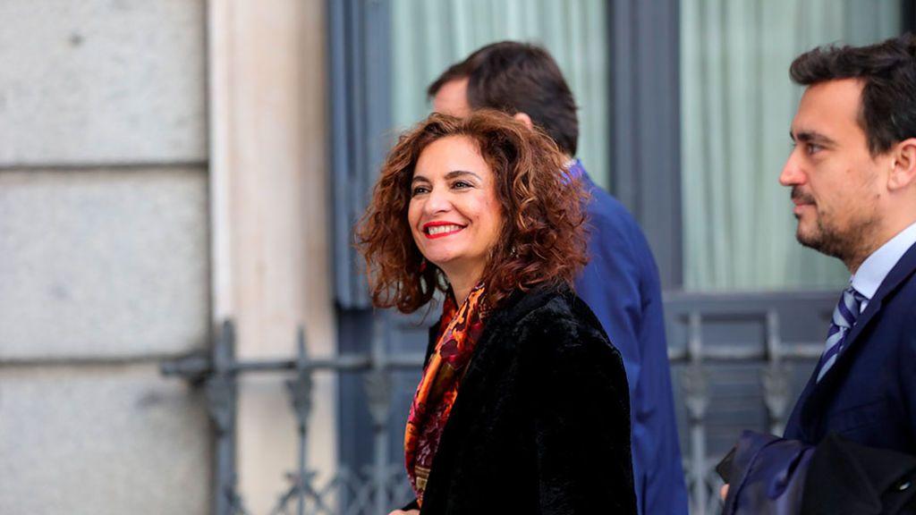 Sánchez elige a María Jesús Montero como portavoz del nuevo gobierno de coalición