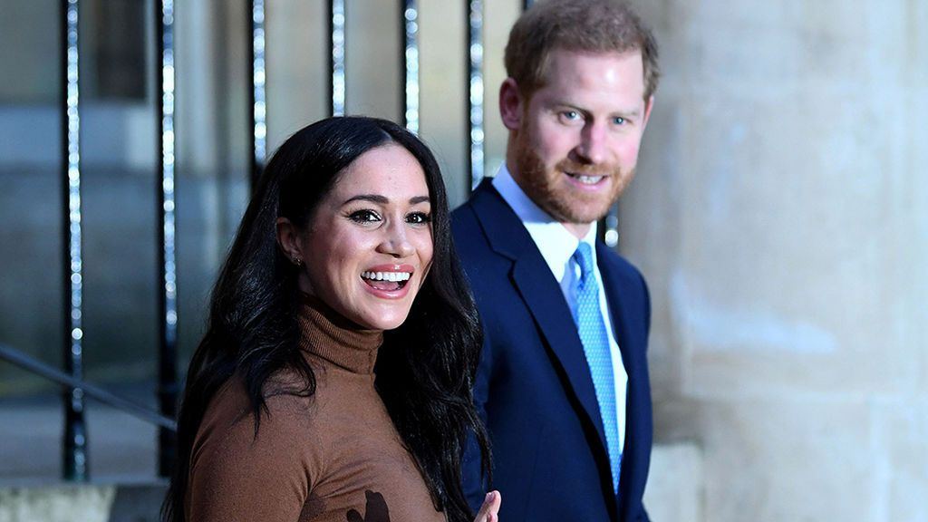 Harry y Meghan se independizan de la familia real británica