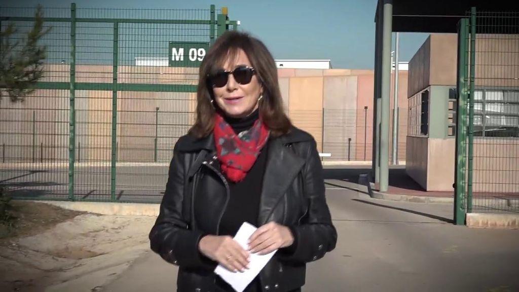 Junqueras habla con Ana Rosa en la cárcel