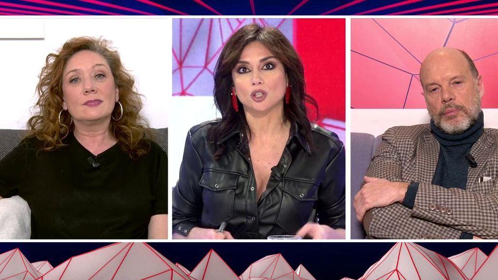 Jaime González rectifica sobre la supuesta 'entrevista' de Negre