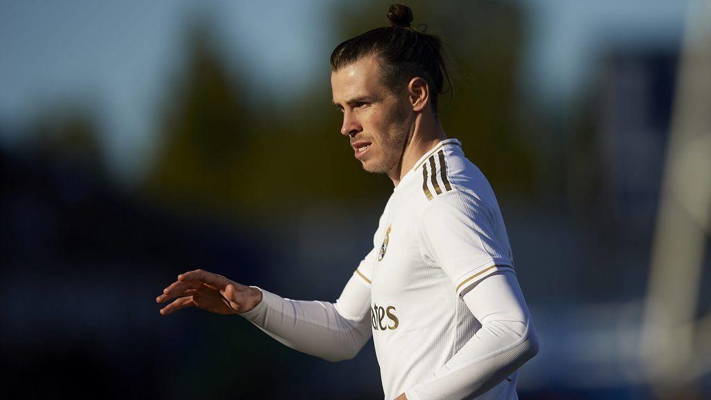 Aparece un palo de golf de Bale en el equipaje del Real Madrid en Arabia Saudí para la Supercopa de España