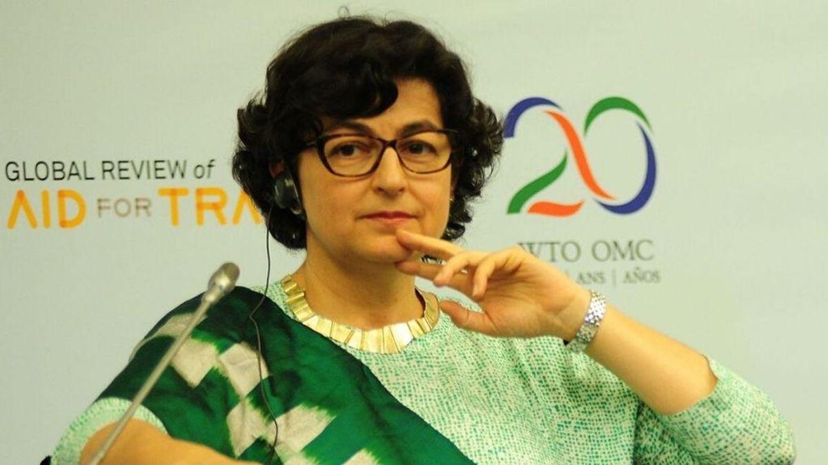 Arancha González Laya, directora del  Centro de Comercio Internancional, nueva ministra de Exteriores