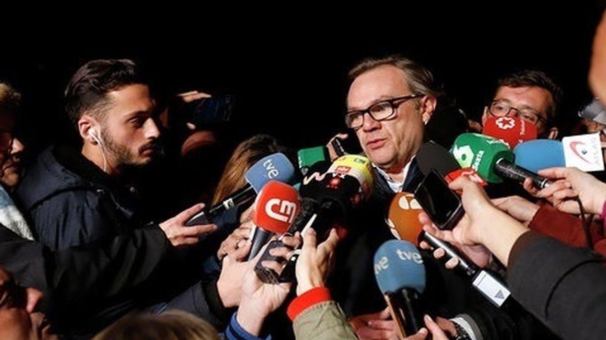 """Ángel García Vidal, coordinador del rescate de Julen: """"Tenemos que salir del pozo nosotros también"""""""