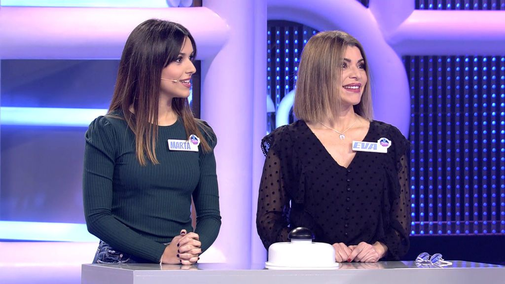 Eva y Marta El concurso del año Temporada 1 Programa 338