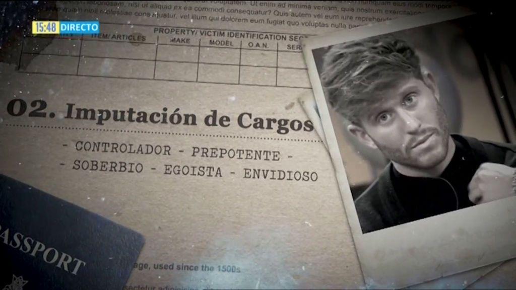 El expediente de Gonzalo Montoya Cazamariposas 2020 Programa 319