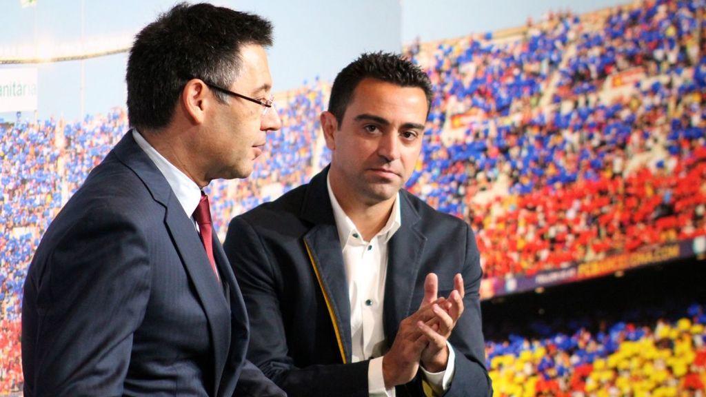 El Barça ofrece a Xavi cargarse ya a Valverde y un contrato de dos temporadas