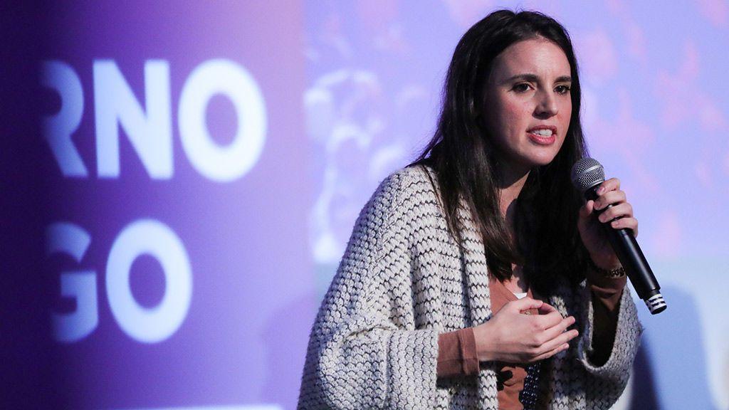 Irene Montero, de activista del 15-M a la cartera de Igualdad