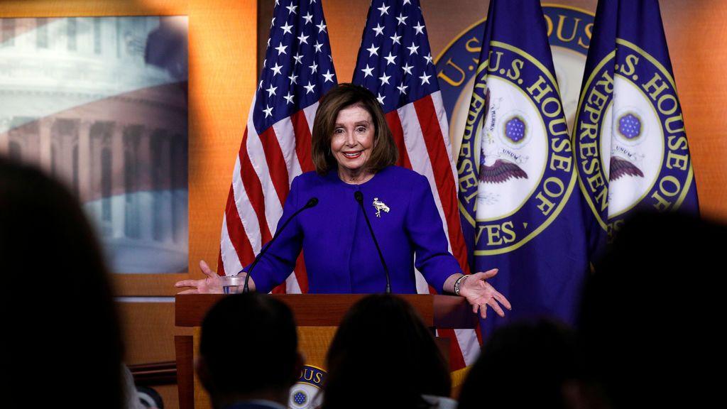 Los demócratas limitan la capacidad de Trump para acciones militares contra Irán