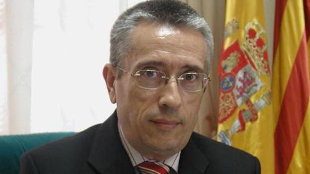 Alejandro Ponsoda, alcalde de Polop asesinado