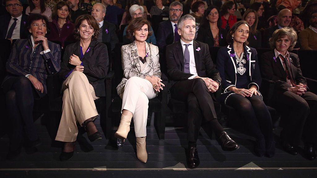 Grande-Marlaska y Maroto repetirán en el nuevo ejecutivo de Sánchez
