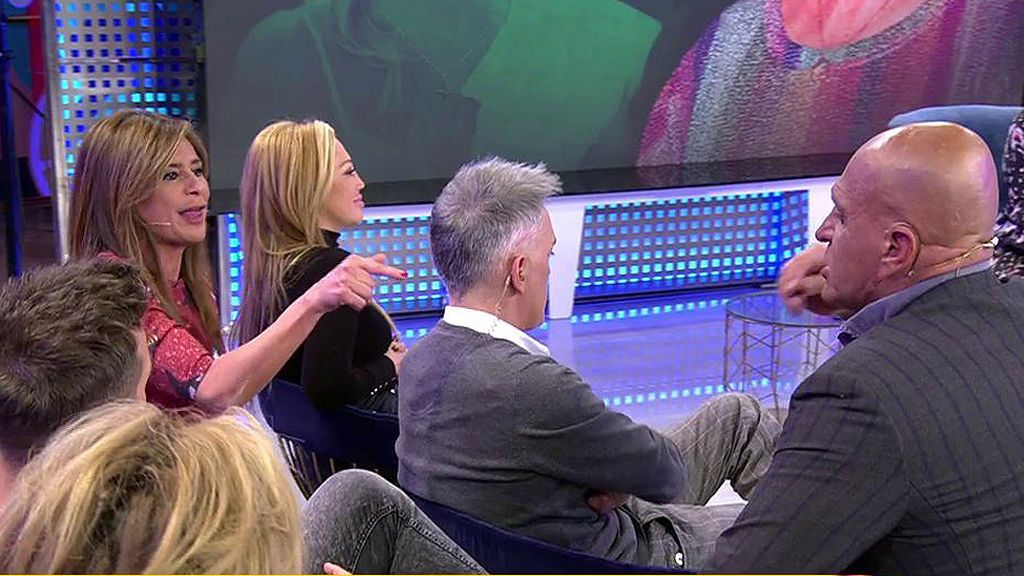 El fuerte enfrentamiento entre Gema López y Kiko Matamoros