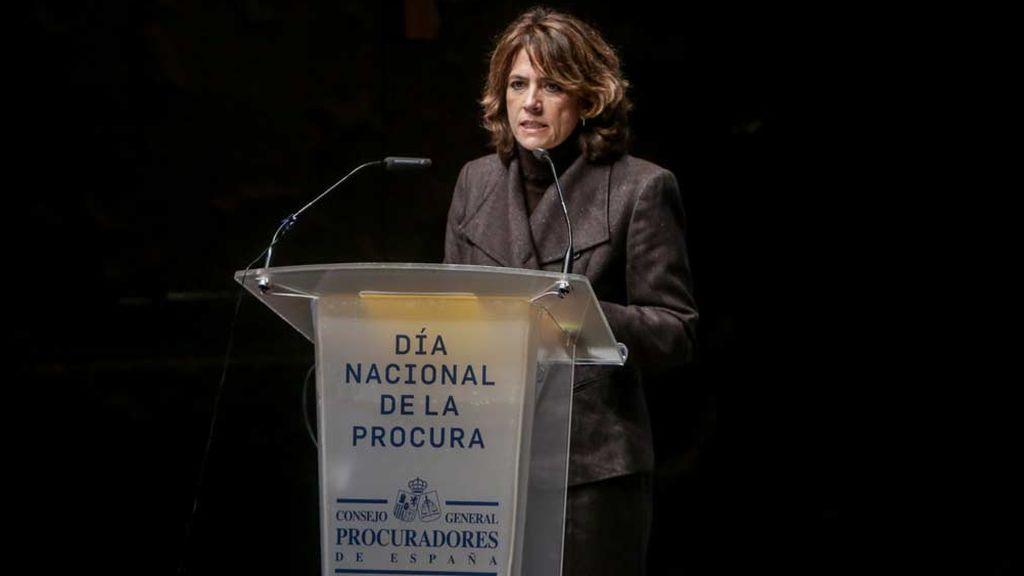 Dolores Delgado no seguirá como ministra de Justicia