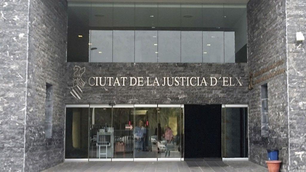Ciudad Justicia Elche