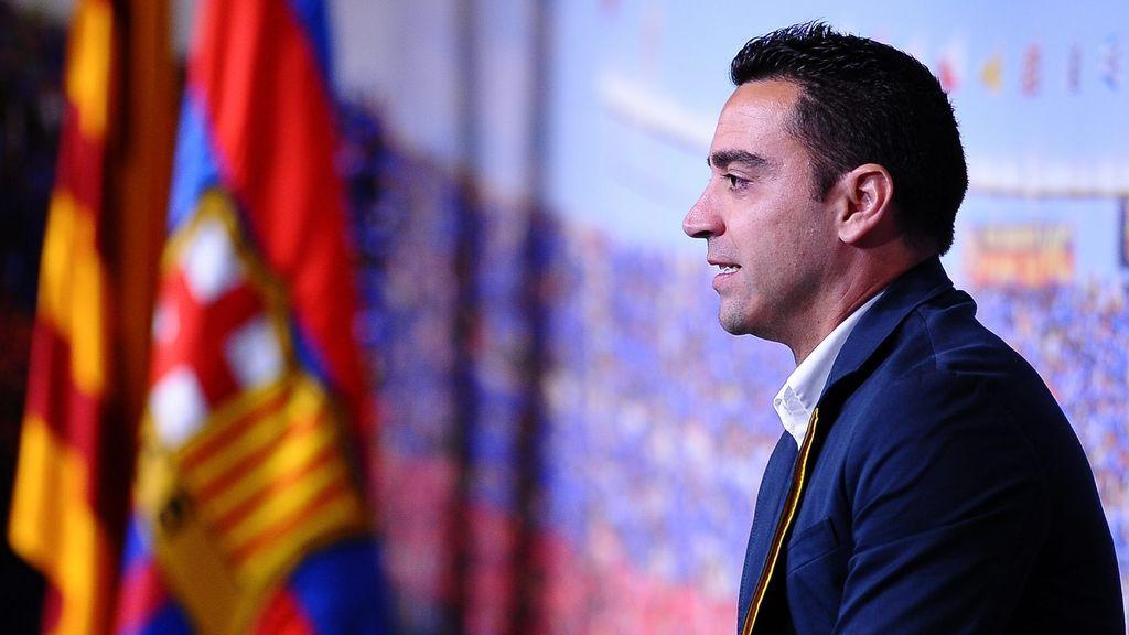 El Barça le pide a Xavi que no acepte la oferta catarí para entrenar al PSG: le ven como el sustituto de Valverde pese a su inexperiencia