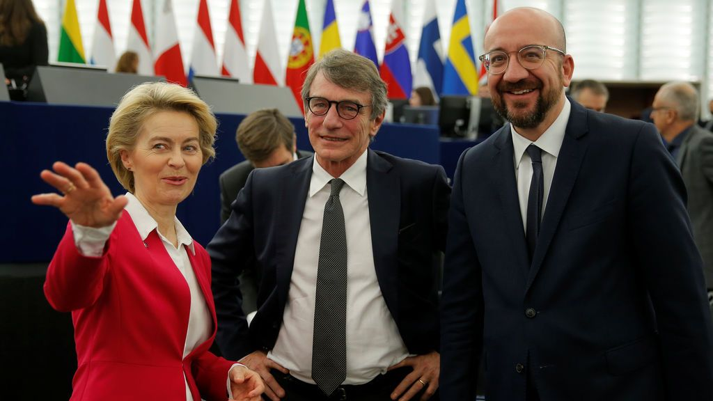 David Sassoli, el socialista que inscribió al independentismo en el Parlamento Europeo