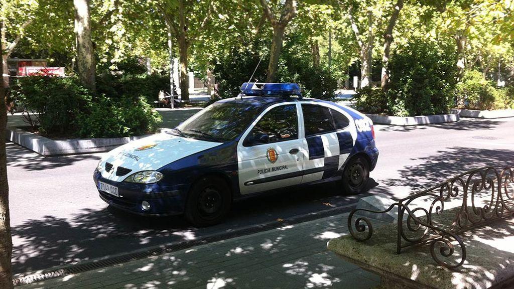 Detenido por amenazar a su pareja con tirarla por ventana y agredir a un agente que fue a socorrerla en Valladolid