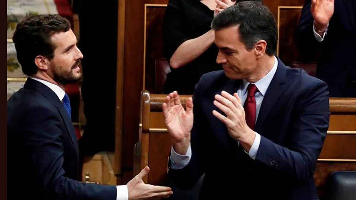 """El PP se rearma para hacer una oposición frontal a Sánchez mientras los barones reclaman """"moderación"""""""