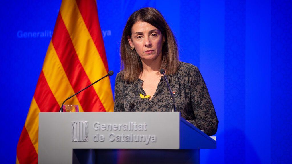 """La Generalitat rechaza la inhabilitación de Torra por la Junta Electoral: """"No tiene ningún recorrido, es diputado y president"""""""