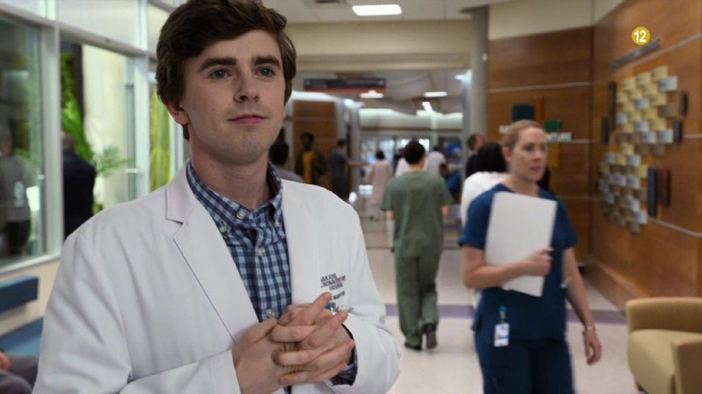 Nueva temporada de the good doctor