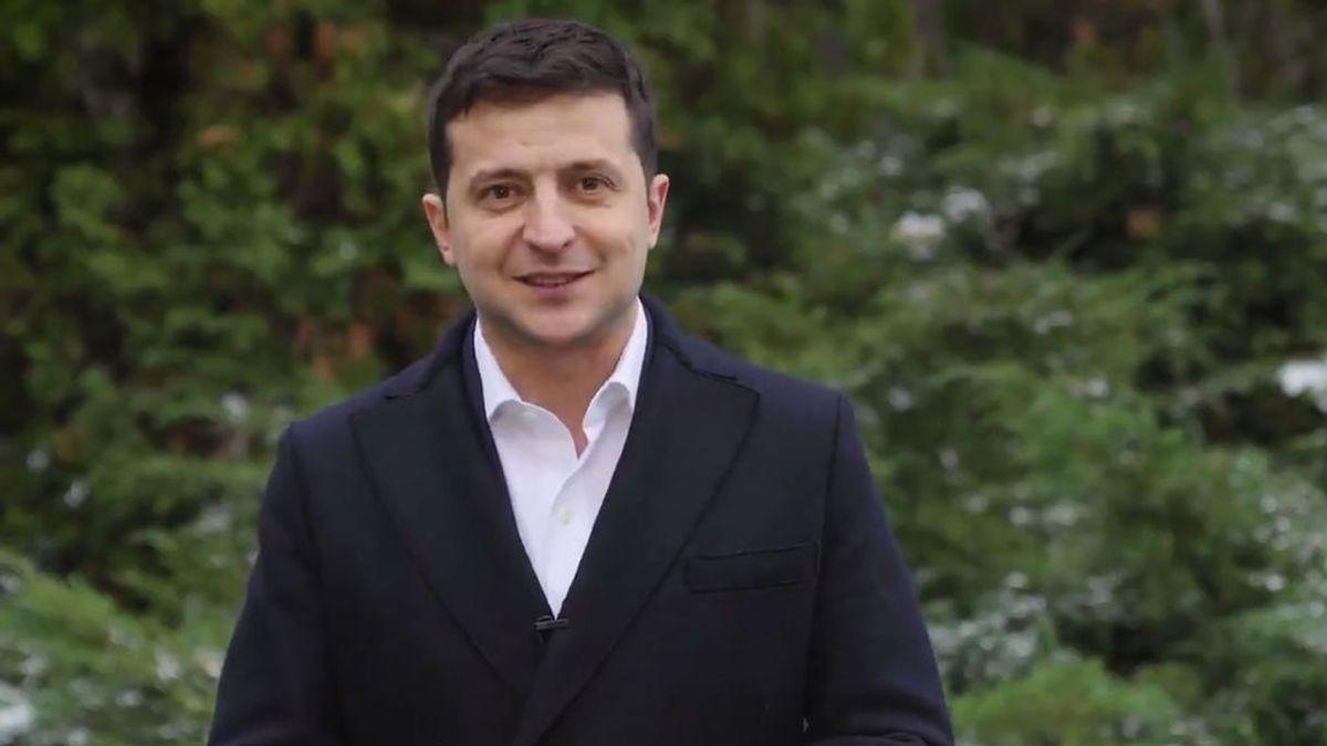 El presidente de Ucrania exige justicia y pide a Irán una indemnización por el derribo del avión