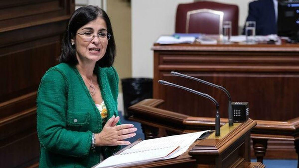 Carolina Darias, ministra de Política Territorial y Función Pública del Gobierno de Pedro Sánchez