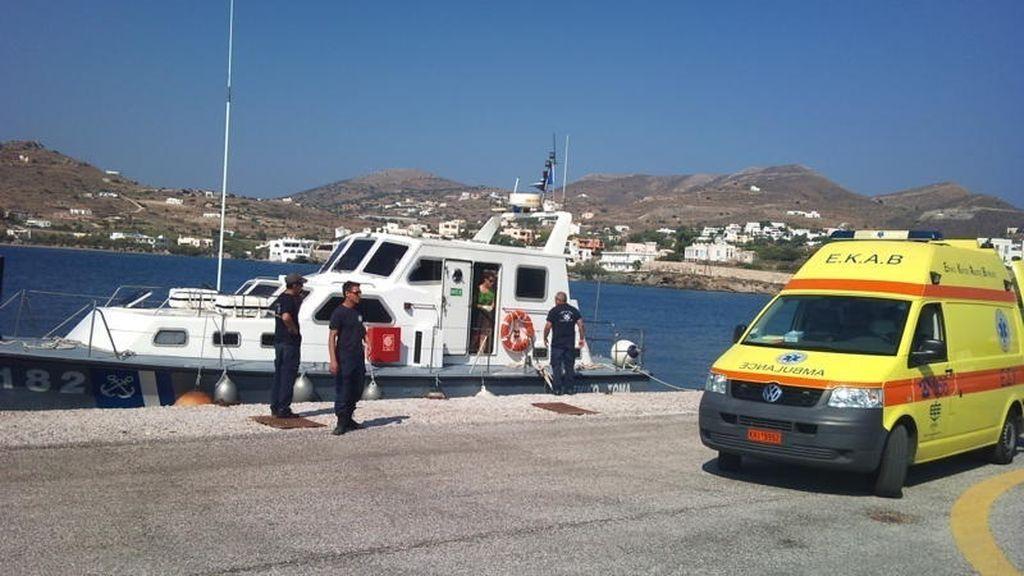 Mueren doce migrantes en el mar Egeo al hundirse su embarcación