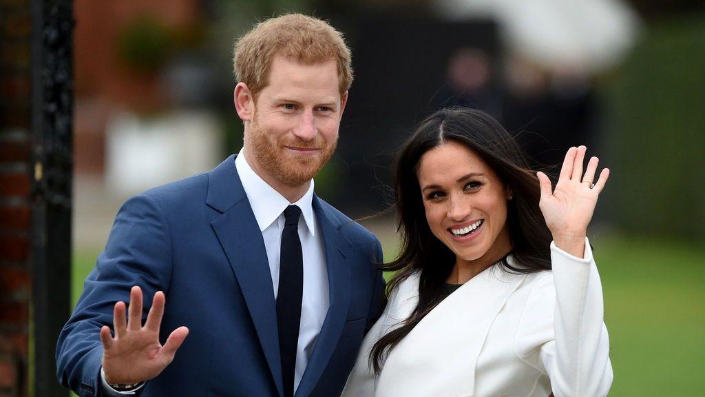 """""""Proteger"""" a su mujer y su hijo: la razón del príncipe Harry para abandonar la Familia Real Británica"""