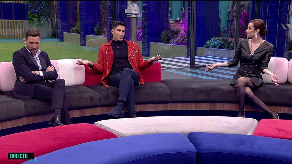 """Adara ajusta cuentas con Gianmarco y Antonio David por la grabación de la discordia: """"Eras tú quien me debía respeto"""""""