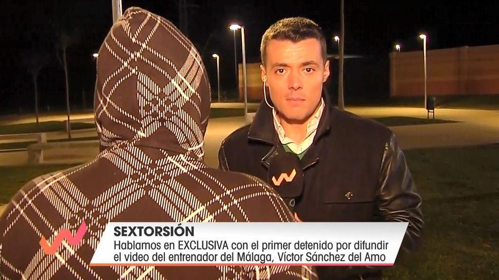 'Viva la Vida' entrevista al acusado de difundir el vídeo sexual de Víctor del Amo