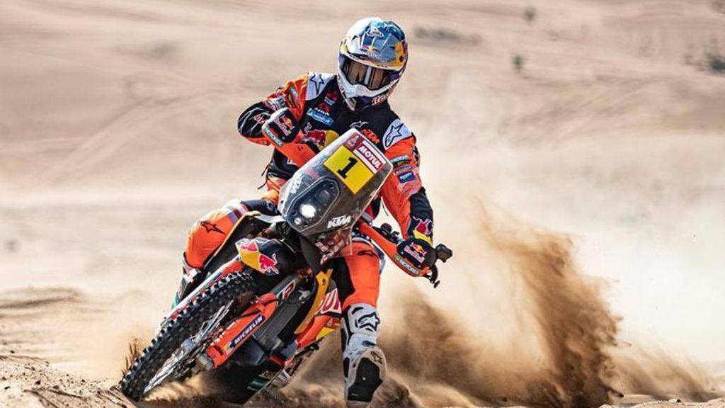 Toby Price, vigente campeón del Dakar, no dudó en socorrer a al fallecido Paulo Gonçalves perdiendo las opciones de repetir el título