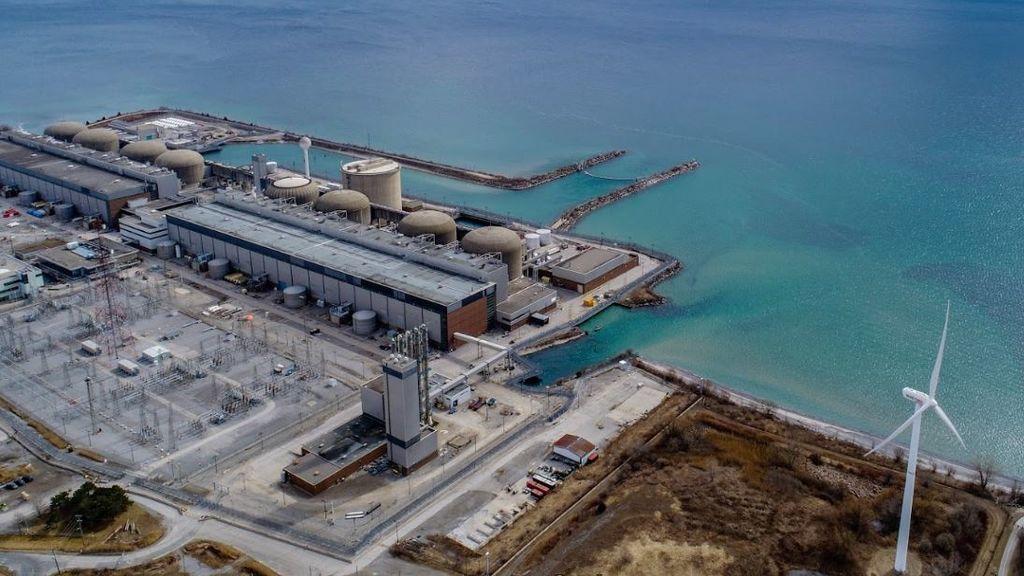 Las autoridades de Ontario emiten por error una falsa alarma en una central nuclear
