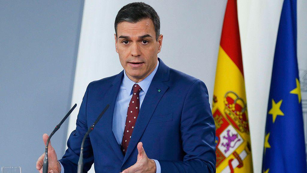 Pedro Sánchez presenta su nuevo Gobierno