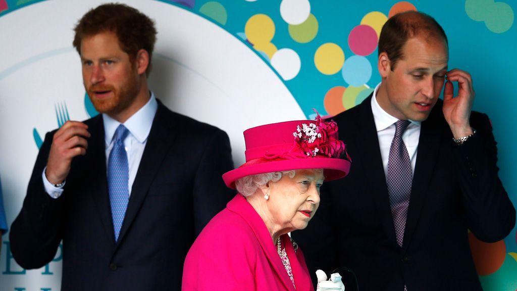 Caso Harry y Meghan: la reina Isabel convoca a su hijo y a sus nietos a una reunión de crisis
